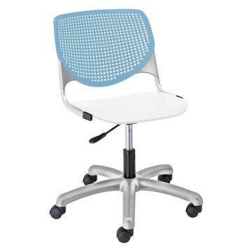 KFI KOOL Poly Task Chair with Perforated Back