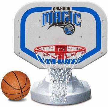 Poolmaster Orlando Magic NBA USA Competition-Style Poolside Basketball Game