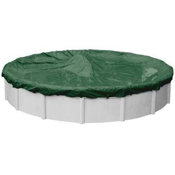 Robelle 12-Year Extra Heavy-Duty Round Winter Pool Cover