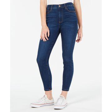 Curvy High Rise Ankle Skinny Jean