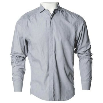 Neil Barrett White Cotton Shirts