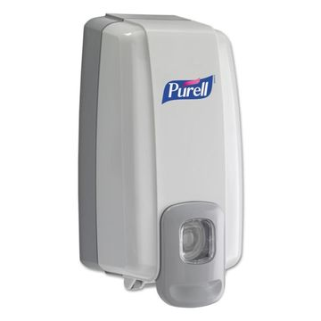 PURELL Gray and White Pump Commercial Soap Dispenser