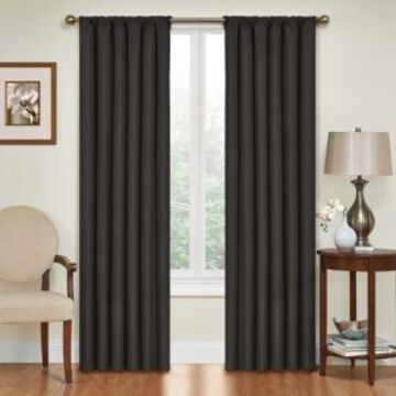 """Eclipse Kendall 42"""" x 54"""" Blackout Curtain Panel"""
