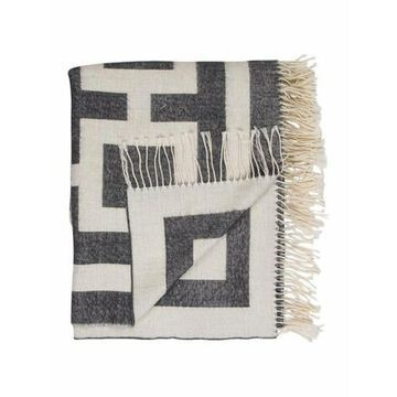 Nixon Throw Blanket grey