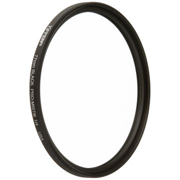 Tiffen 77BPM14 77mm Black Pro-Mist 1/4 Filter