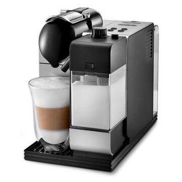 De'Longhi Nespresso Lattissima Plus Espresso Maker in Silver
