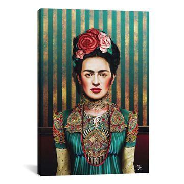Icanvas Frida Canvas Art