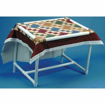 Dritz 28 by 39-Inch Quilters Floor Frame