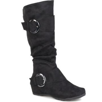 Journee Collection Women's Wide Calf Jester-01 Boot Women's Shoes