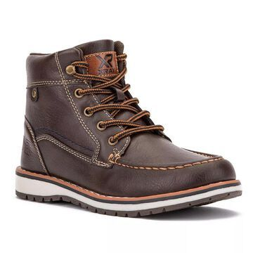 Xray Boys' Jayden Ankle Boots, Boy's, Size: 5.5, Brown