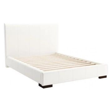 Zuo Modern Amelie Full Bed, White