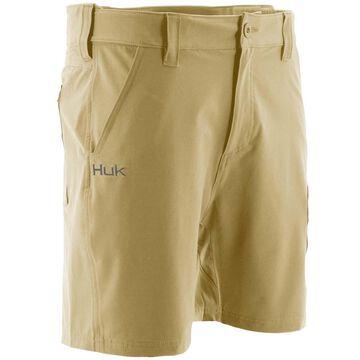 Huk Men's Next Level Khaki X-Large 10.5