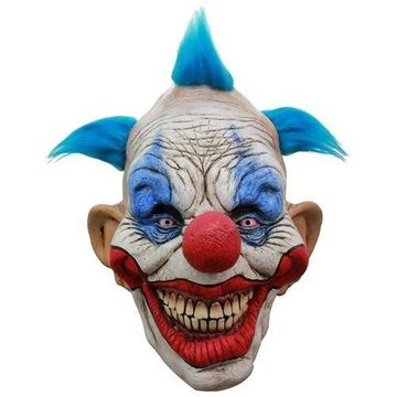 Morris Costumes Halloween Party Dammy The Dlown Latex Mask