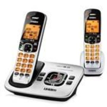 Uniden D1780-2 DECT 6.0 Cordless Phone w/ 1 Extra Handset