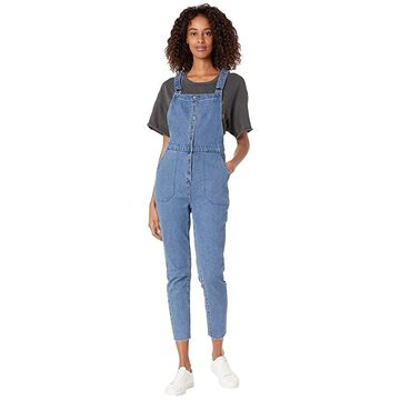 RVCA Paiger Denim (Worn Blue) Women's Jumpsuit & Rompers One Piece