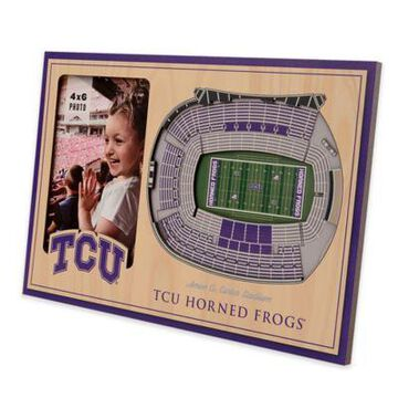 NCAA TCU Horned Frogs StadiumView Picture Frame