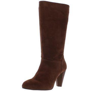 Seychelles Womens Corridor Mid-Calf Boots Suede Dressy