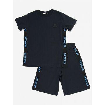 Moncler T-shirt + Shorts Set