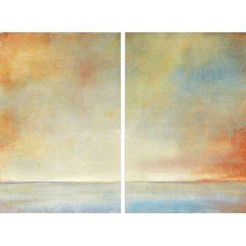 Marmont Hill Tranquil II Diptych