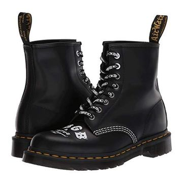 Dr. Martens 1460 CBGB Smooth Leather (Black) Shoes