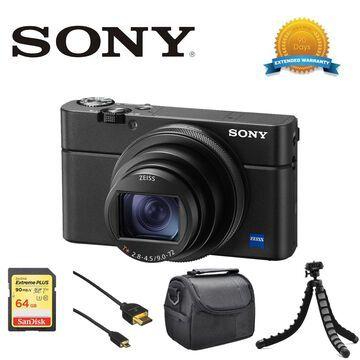 20.1 MP Sony Cyber-shot DSC-RX100 VI Digital Camera (With Warranty)