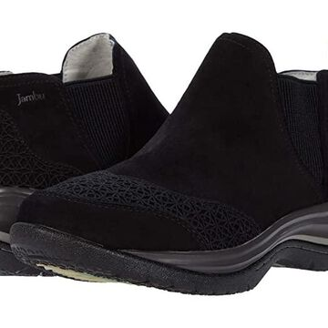 Jambu Moonflower (Black) Women's Shoes