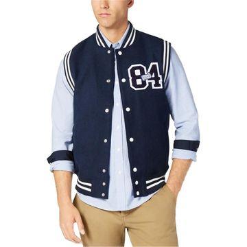 American Rag Mens Varsity Outerwear Vest