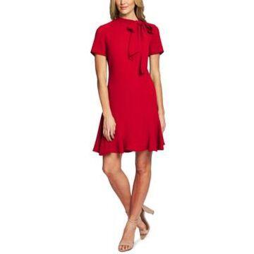 CeCe A-Line Bow Dress