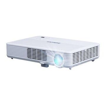 InFocus 3000-Lumen WXGA DLP Projector with LED Light Source, White