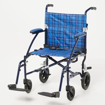 Drive Medical Ultralight Folding Transport Chair