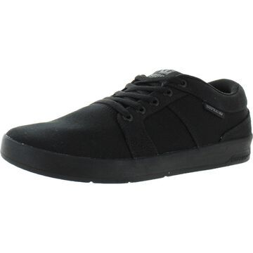 Supra Mens Ineto Canvas Low Top Skate Shoes