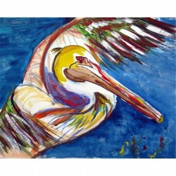 Betsy Drake DM413G Pelican Wing Door Mat Large