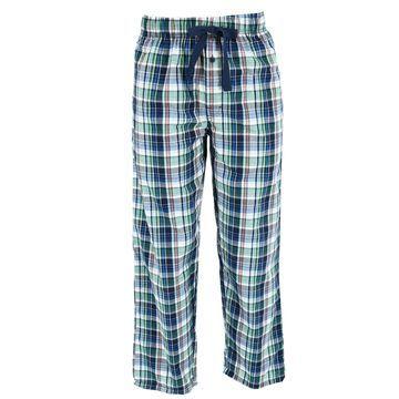 Fruit of the Loom Men's Woven Plaid Sleep Pants