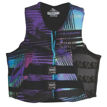 STEARNS 2000025934 COLEMAN WOMENS AXIS SERIES HYDROPRENE VEST EXTRA LARGE