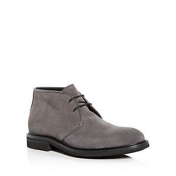 Aquatalia Men's Rinaldo Weatherproof Suede Chukka Boots