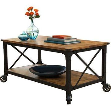 ''Better Homes and Gardens Rustic Country Coffee Table, Ant W''