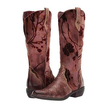 L'Artiste by Spring Step Laretilyn (Brown) Women's Boots