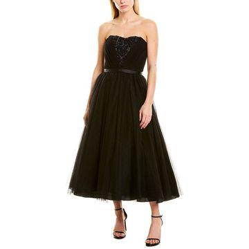 Theia Womens Cocktail Dress