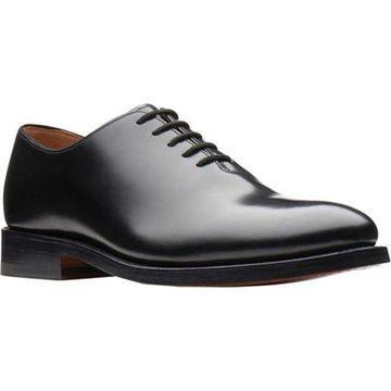 Bostonian Men's Rhodes Oxford Black Full Grain Leather