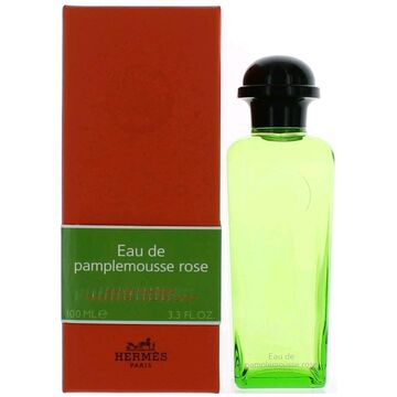 Eau de Pamplemousse Rose by Hermes 3.3oz Eau De Cologne Spray for Unisex