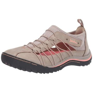Jambu Womens Free Spirit Low Top Pull On Walking Shoes