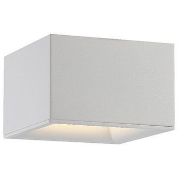 Bloc LED Flushmount by Access Lighting