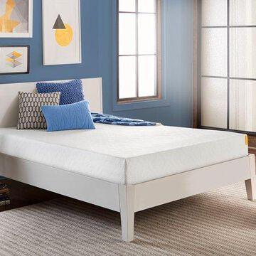 "Simmons Sleep On 8"" Gel Memory Foam Mattress in a Box, Medium Firm, Full"