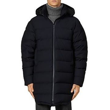 Sandro Long Down Puffer Jacket