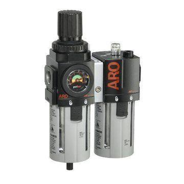 ''Ingersoll Rand C38341-600-VS 1/2-Inch Filter-Regulator-Lubricator Combination, B''