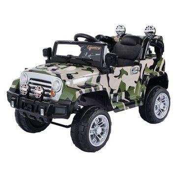 Costway 12V MP3 Kids Ride On Truck Jeep Car RC Remote Control w/ LED L