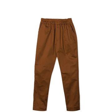 Paolo Pecora Pants With Elasticized Waist