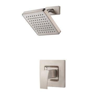 Pfister Kenzo Shower Trim Brushed Nickel   LG89-7DFK