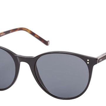 Hackett HSB888 01 Men's Sunglasses Black Size 52