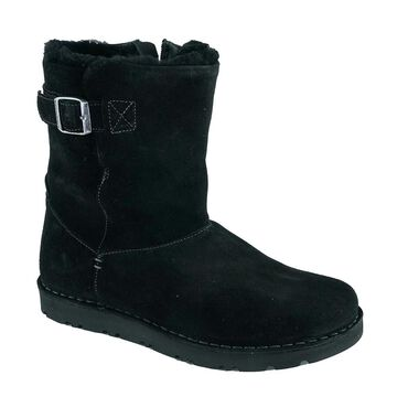 Birkenstock Women's Westford Suede Leather Boots